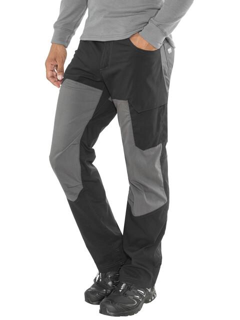 Bergans M's Fongen Pants Black/Graphite
